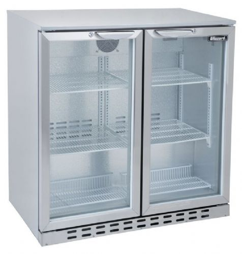 Blizzard Bar Bottle Cooler BAR2SS
